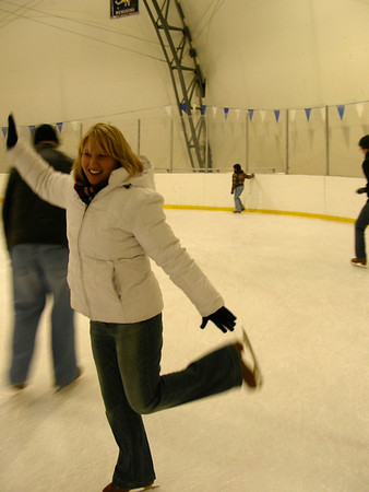 Ice Skating in Baltimore
