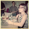 Becky at 16th birthday