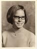 Becky's senior photo, age 17