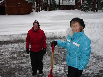 Inskier Cabin Christmas 2008