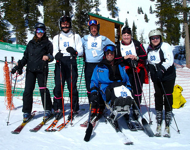 Inskiers Disabled SportsUSA - Wounded Warrior