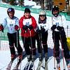 The Winning Team - David, Lisa B, Karen, Craig