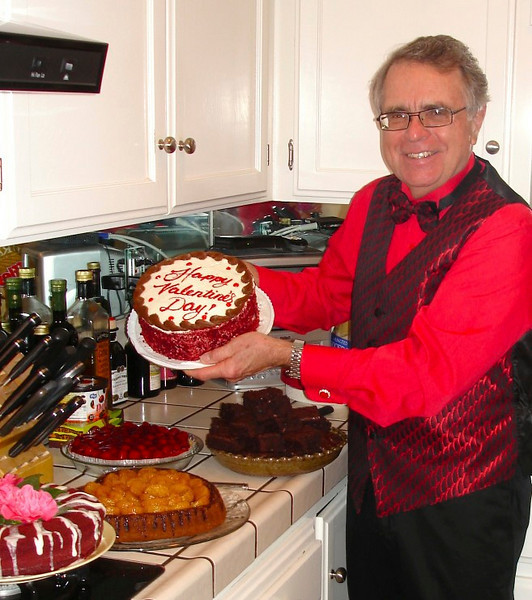 Dave and Bonney's Valentines Day Potluck