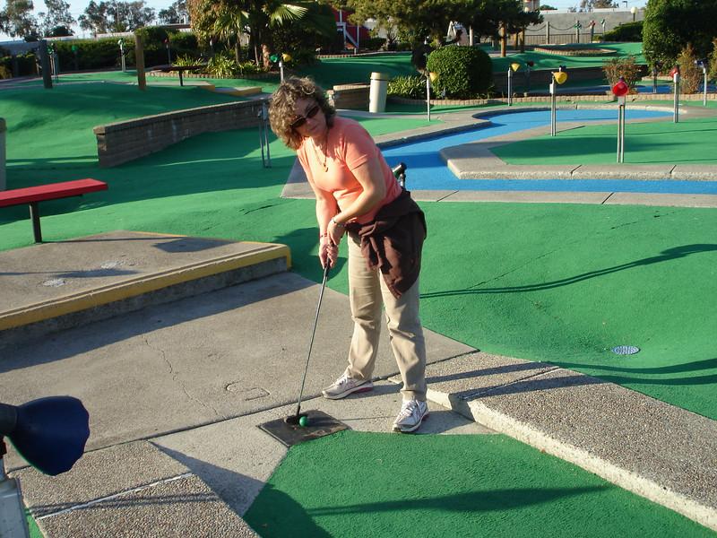 Golf Night: Cathy