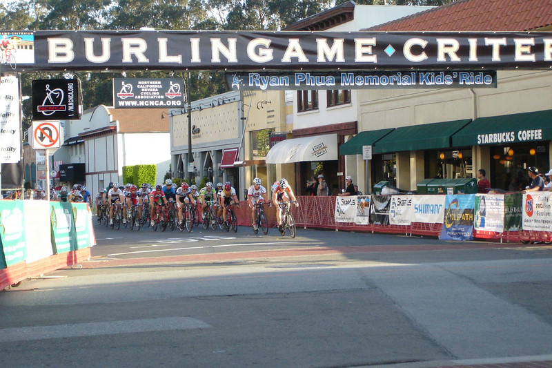 Burlingame Crit 2009