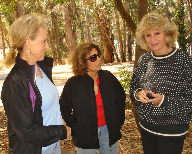 Jessica, Sonia, and Judy