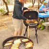 Chef Dave Grilling Brats