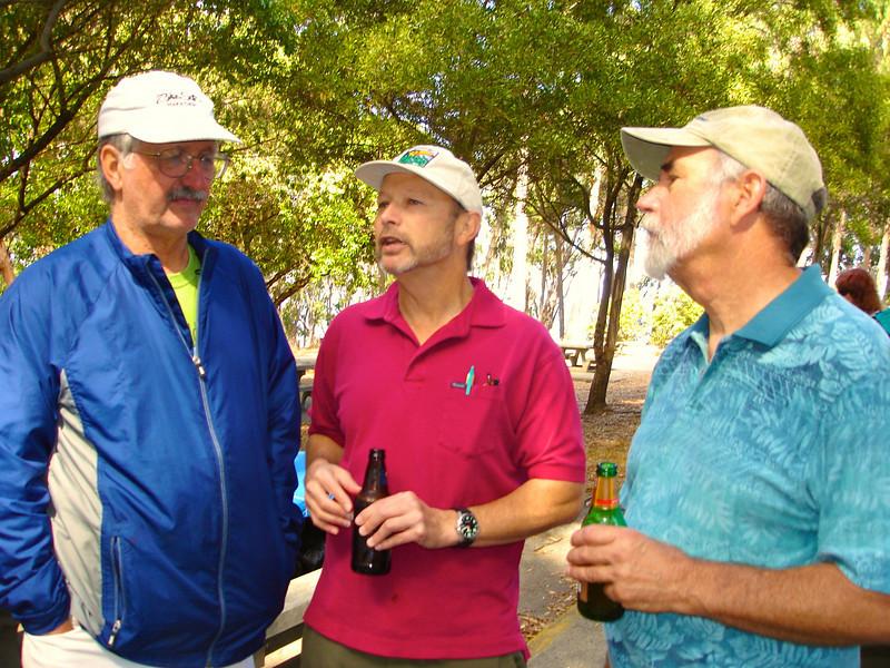 Pres Ed, Richard,  Paul