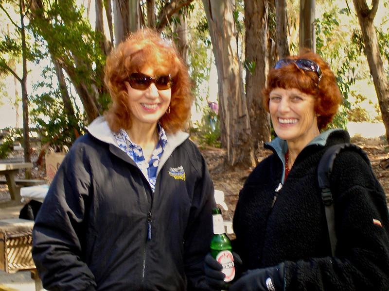 Brenda and Margie