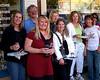 Wine Walk - Elizabeth, Ed, Maryann, Linda, Terri, Mary Ann, Denise, Cathy