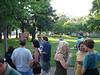 July Potluck at Burton Park
