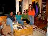 Mary Ann's Potluck - Dave, Cathy, Sara, Terri
