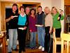 Mary Ann's Potluck - Benny, Marjie, Brian, Denise, Mike, Mariann, Linda