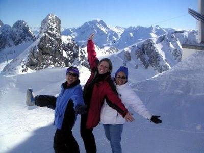 Inskiers St. Anton & Prague Ski Trip -2006