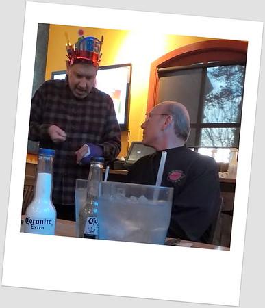 It's a Party! Doug H's 65th Birthday Celebration