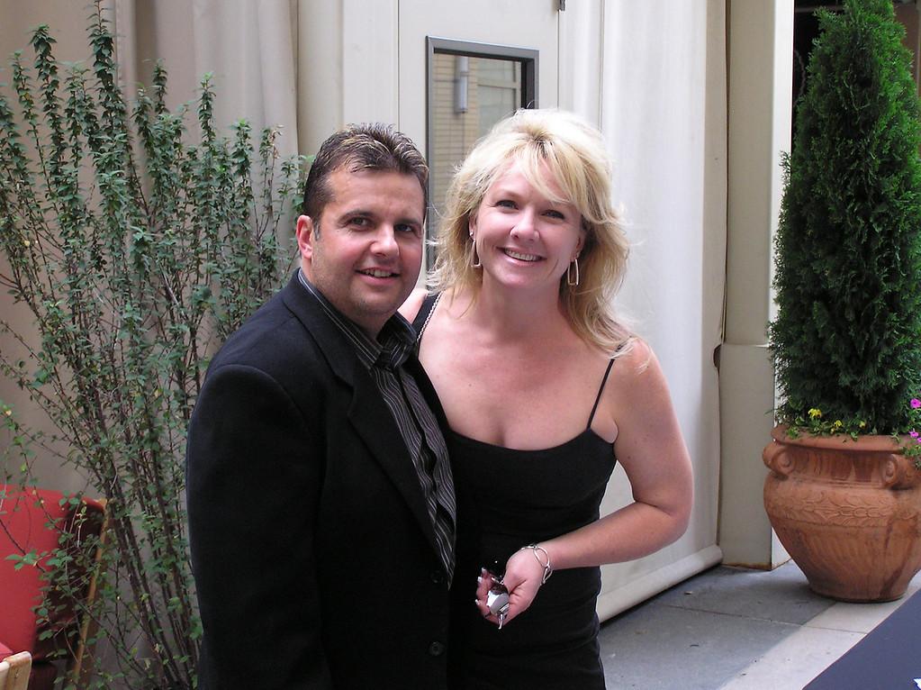 Lasinda and Jim