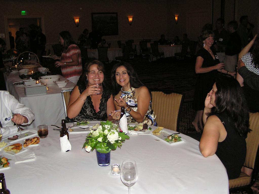 Rhonda, Tanya, Sheri
