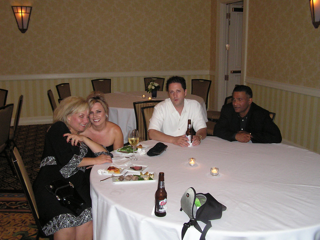 Julie, Patty, Ryan and Roger