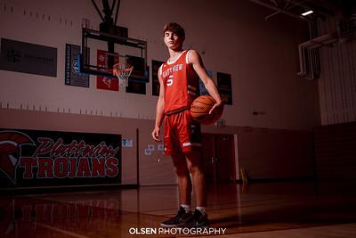 081120 Jack Ewen  Senior Photos Basketball Photos Athlete Photos Olsen Photography Nate Olsen Platteview, Nebraska