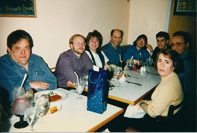 Jack Zordan at Noodle 1997