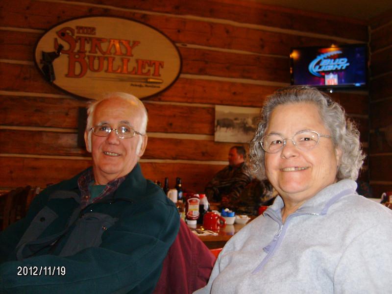 Charles and Kathleen