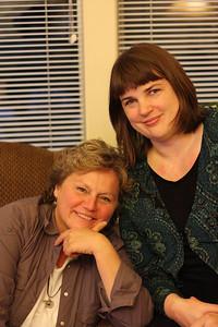 Joyce and Anita