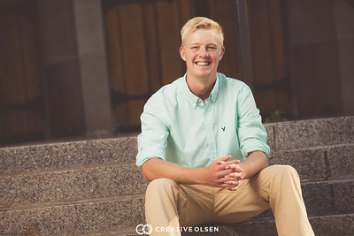081417 Jacob Weber Senior Portrait Session  Creative Olsen