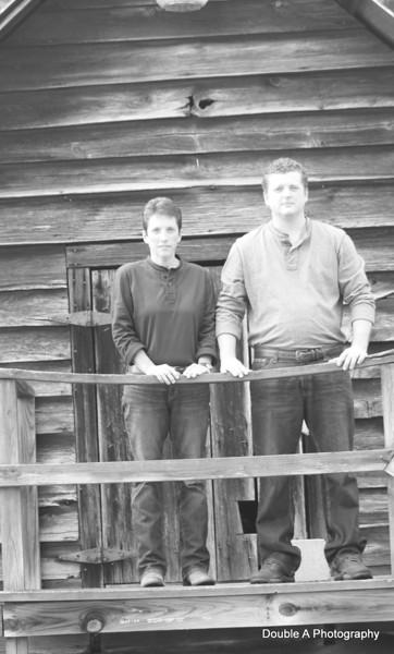 Jamie and Dustin