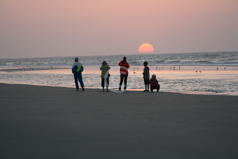 Sunrise over Kiawah Island, SC ~ March 2012<br /> <br /> ~ Image by Martin McKenzie ~ All Rights Reserved