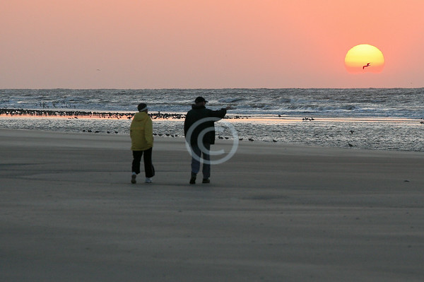 Sunrise over Kiawah Island ~ March 2012