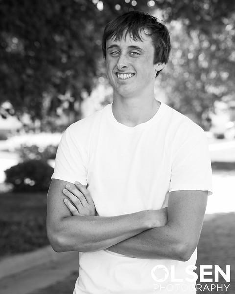 Senior Portrait Session Jared Samuelson