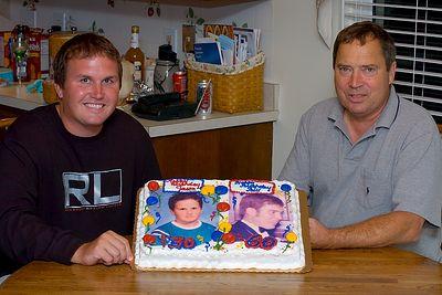 Jason & Bill Birthday October 05