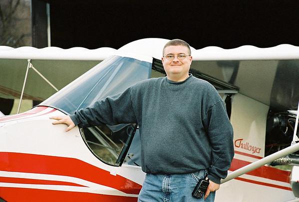 Jason Parson's 1st Flight