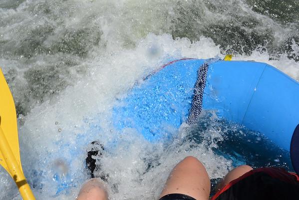 rogue rafting