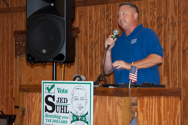 Jed Suhl's Fundraiser Aug 6 2016