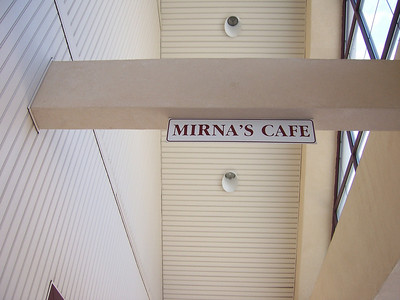 Thanks, Mirna's Cafe!  Everyone had a blast!