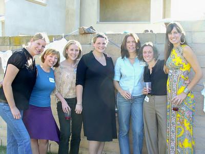Cal Poly Girls Trisha, Crissy, Ari, Jenn, Jill, Amy, & Kristin