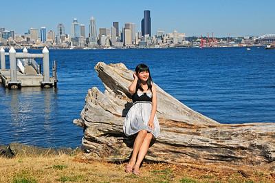 Jenny - West Seattle and Vashon 8-25-12