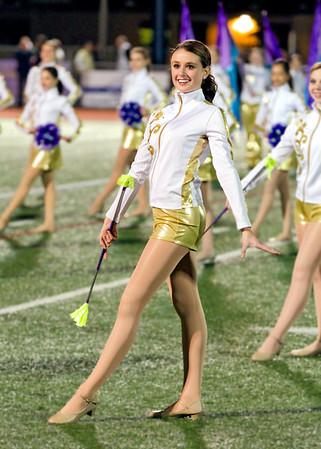 Jess FRHS Majorette 2011