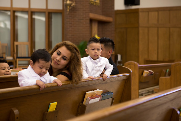 Jessy & Diego Aldaco Baptism 07-16-2016