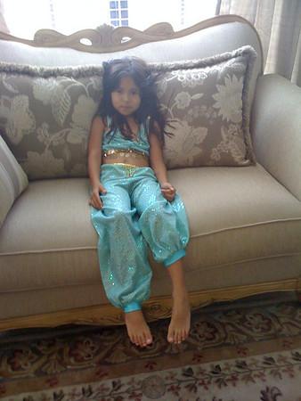 Jasmin from Aladdin.