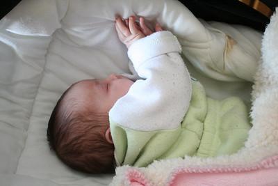 Adi aged 2 weeks