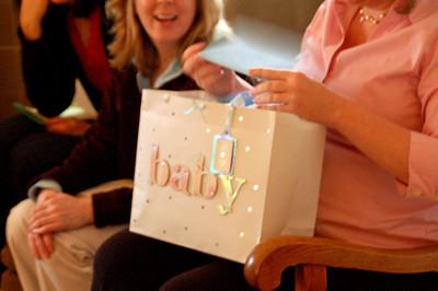 Joelle's baby shower 2-10-08