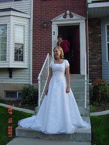 Johanna's wedding!