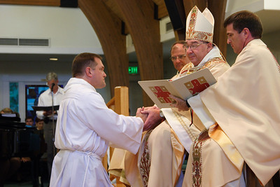 John David's Ordination