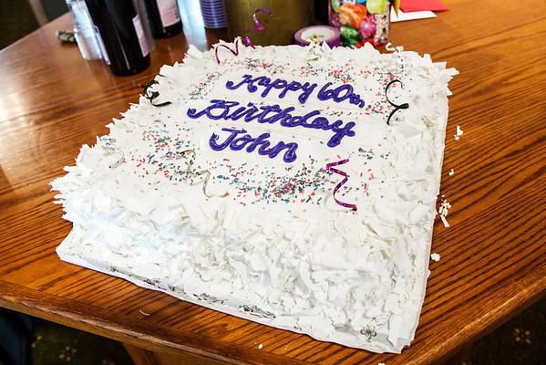 John Scott 60th Birthday Party