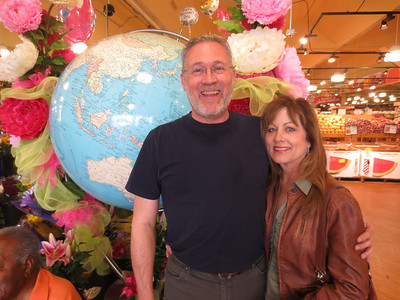 John and Debbie Dorr 5.9.14