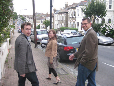 2009 John & Heathers Visit