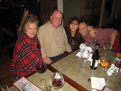 Diane, Casto, Tina and Shep