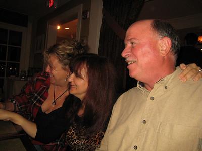 Diane, Tina and Casto